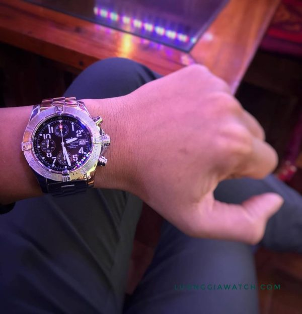 Breitling 1884 chronographe certifie chronometre