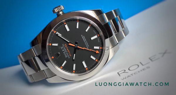 ROLEX MILGAUSS 1164007