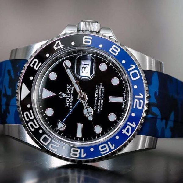 Rolex 116710 GMt batman1