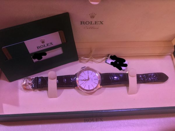 Rolex Rolex Cellini Time 50505