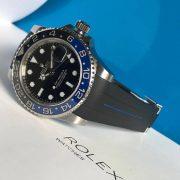 Rolex 116710 batman dây cao su