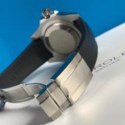 Rolex 116710 batman dây cao su5