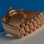 Rolex 118205 vàng hồng nguyên khối4