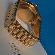Rolex 18238 vàng khối 18k