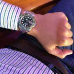Rolex 116610 Hulk