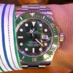 Rolex 116610 Hulk1
