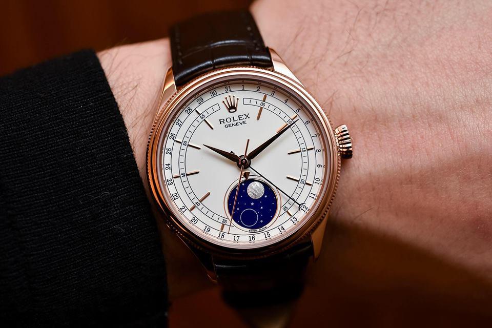 Đồng hồ hiệu CELLINI MOONPHASE 50535