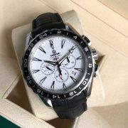 Dong ho deo tay Omega seamaster aqua terra chronograph gmt
