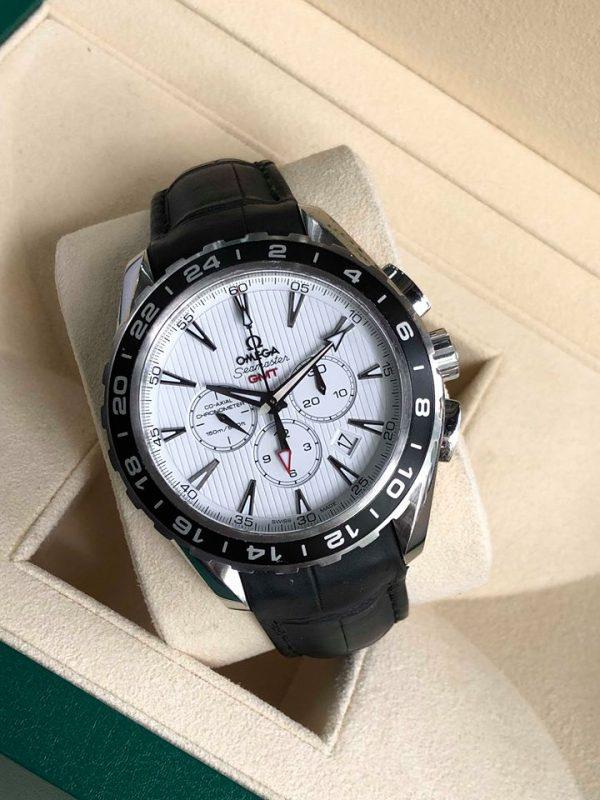 Omega seamaster aqua terra chronograph gmt-1