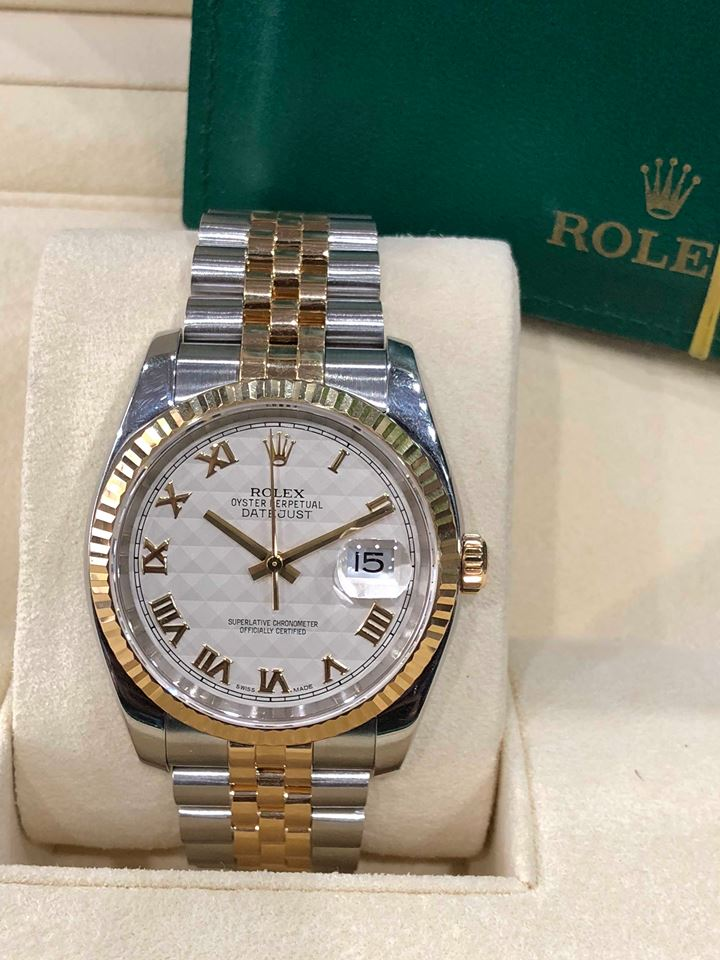 Dong ho deo tay Rolex 116203