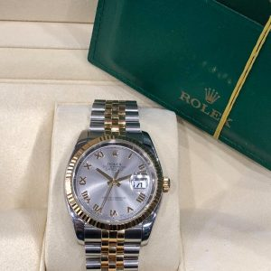 Dong ho deo tay Rolex chinh hang 116233
