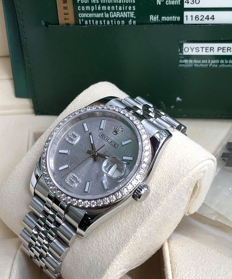 Dong ho deo tay Rolex 116244 fullbook