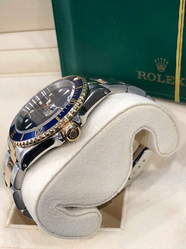 Dong ho deo tay Rolex 16613
