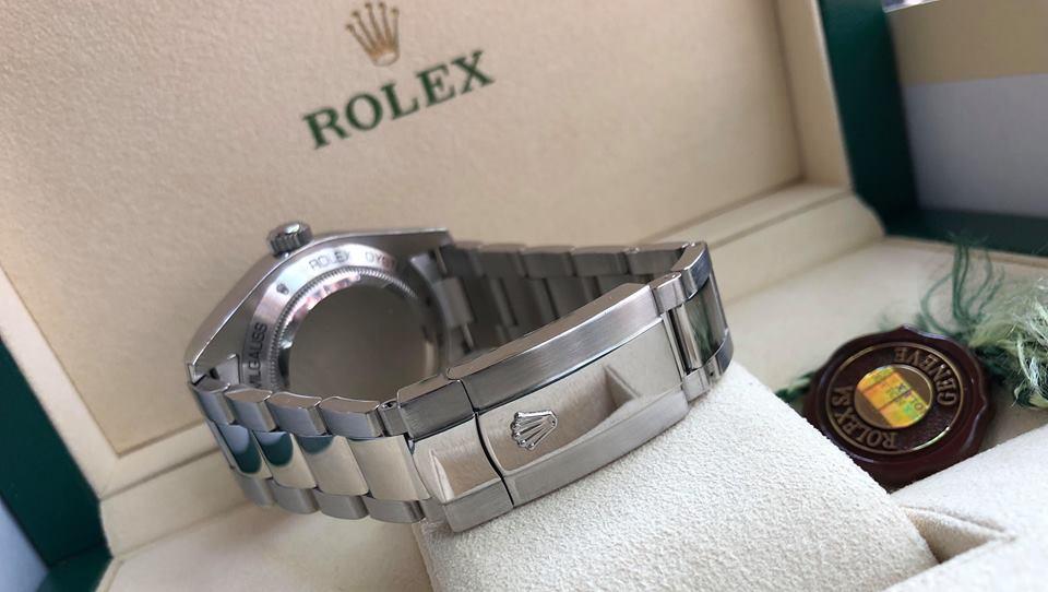 Rolex 116400 Milguss