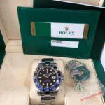 Rolex 116710 GMT batman