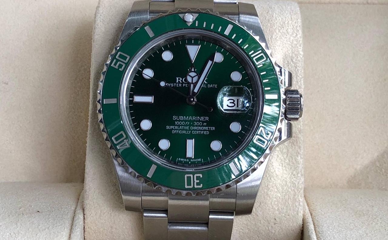 Đồng hồ Rolex Submariner Hulk