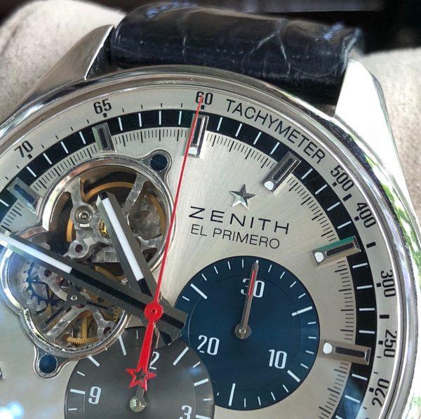 Đồng hồ Zenith El Primero