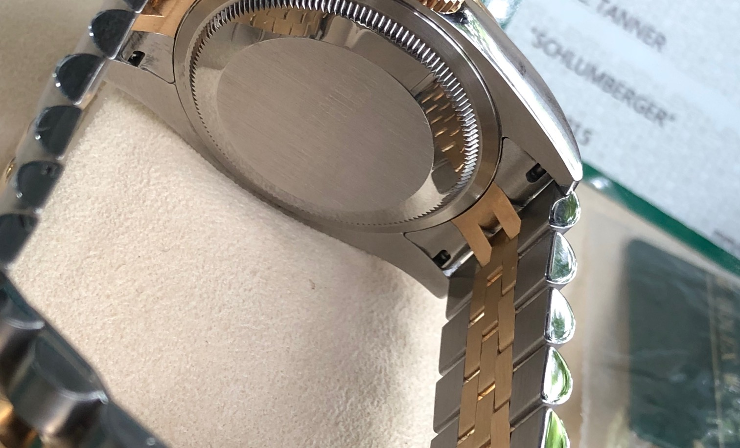 Rolex 116233 sản xuất năm 2015 fullbox