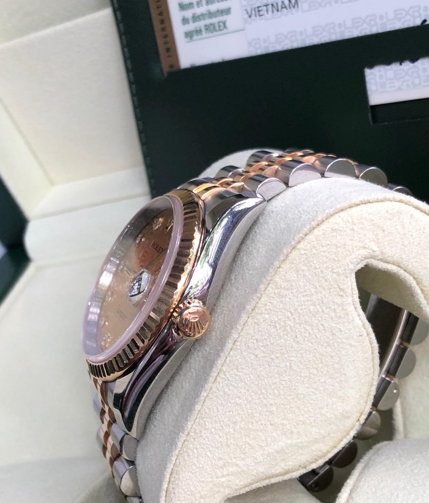 dong ho Rolex 116233