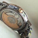Longines chất liệu thép và vàng hồng 18K-5