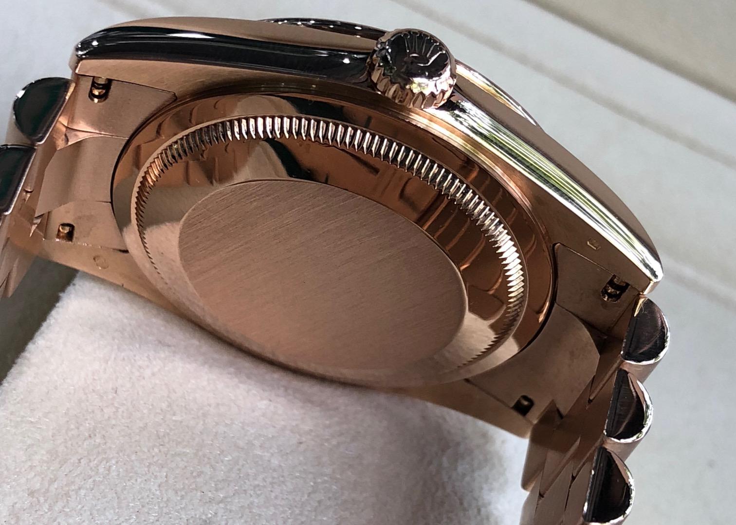 Rolex 126333 vàng 18k sản xuất năm 2003