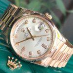 Rolex 126333 vàng 18k sản xuất năm 2003-5