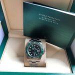 Rolex Submariner xanh lá phiên bản kỷ niệm sản xuất năm 2012_1