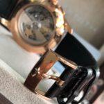 Zenith Captain vàng hồng niềng kim cương sản xuất năm 2016-8