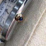 Cartier Tank Française Steel 18k Automatic Watch 2302_4