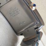 Cartier Tank Française Steel 18k Automatic Watch 2302_5