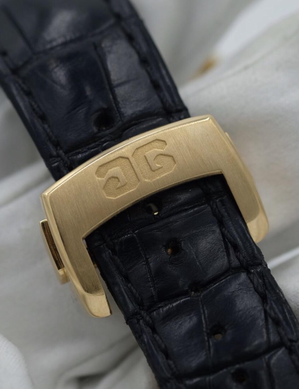 Glashutte Original vàng hồng sản xuất năm 2016_1