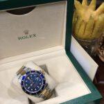 Rolex 16613 chất liệu vàng và thép sản xuất năm 1995