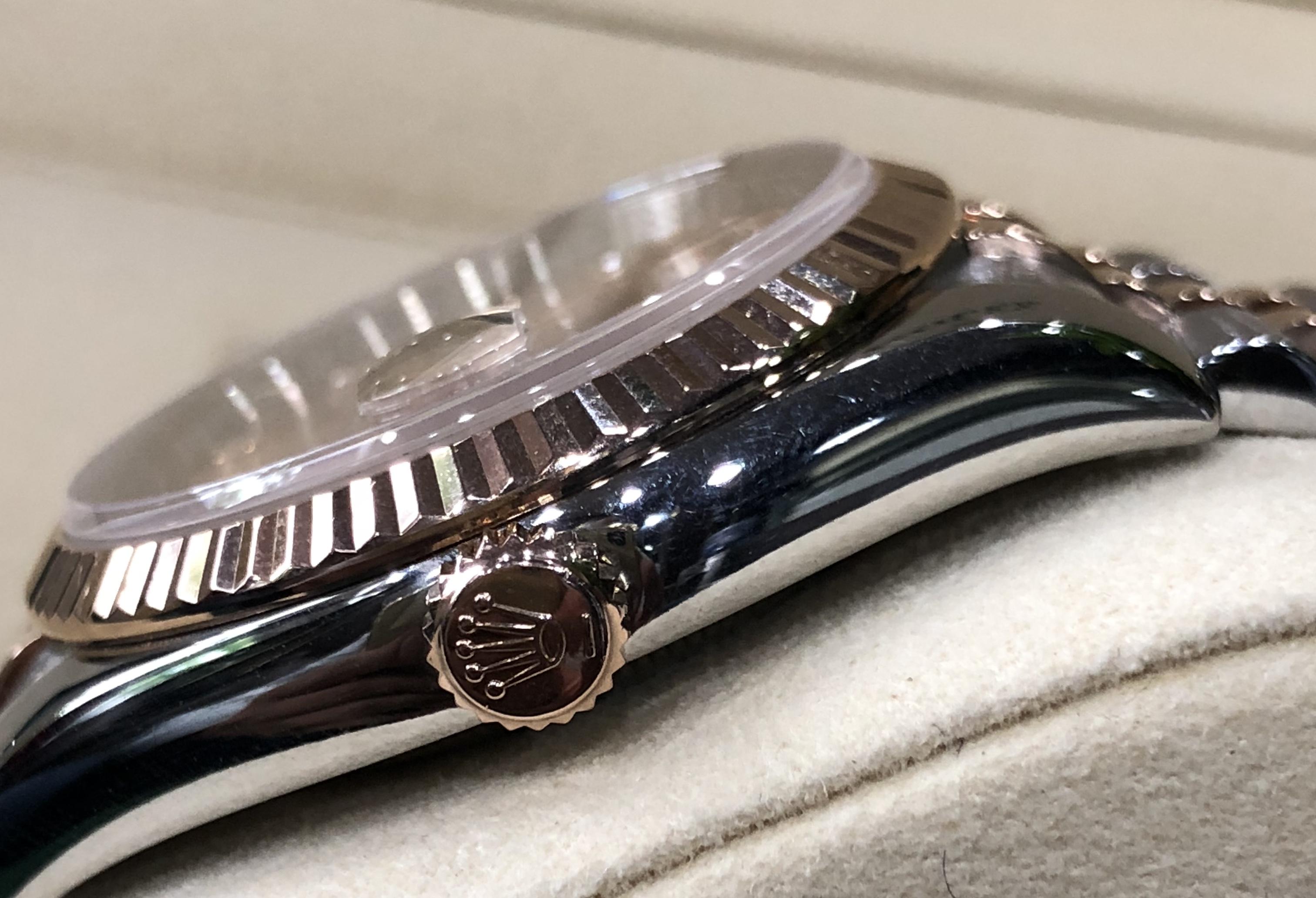 Rolex 116231 demi vàng hồng sản xuất năm 2007-1