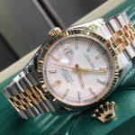 Rolex 116233 mặt số tráng men trắng sản xuất năm 2004-5