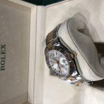 Rolex 116261 thép vàng hồng size 36mm sản xuất 2004-2