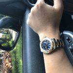 Rolex Yatch Master 16623 mặt xanh chất liệu thép sản xuất năm 2016_1