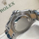 Rolex Yatch Master 16623 mặt xanh chất liệu thép sản xuất năm 2016_3