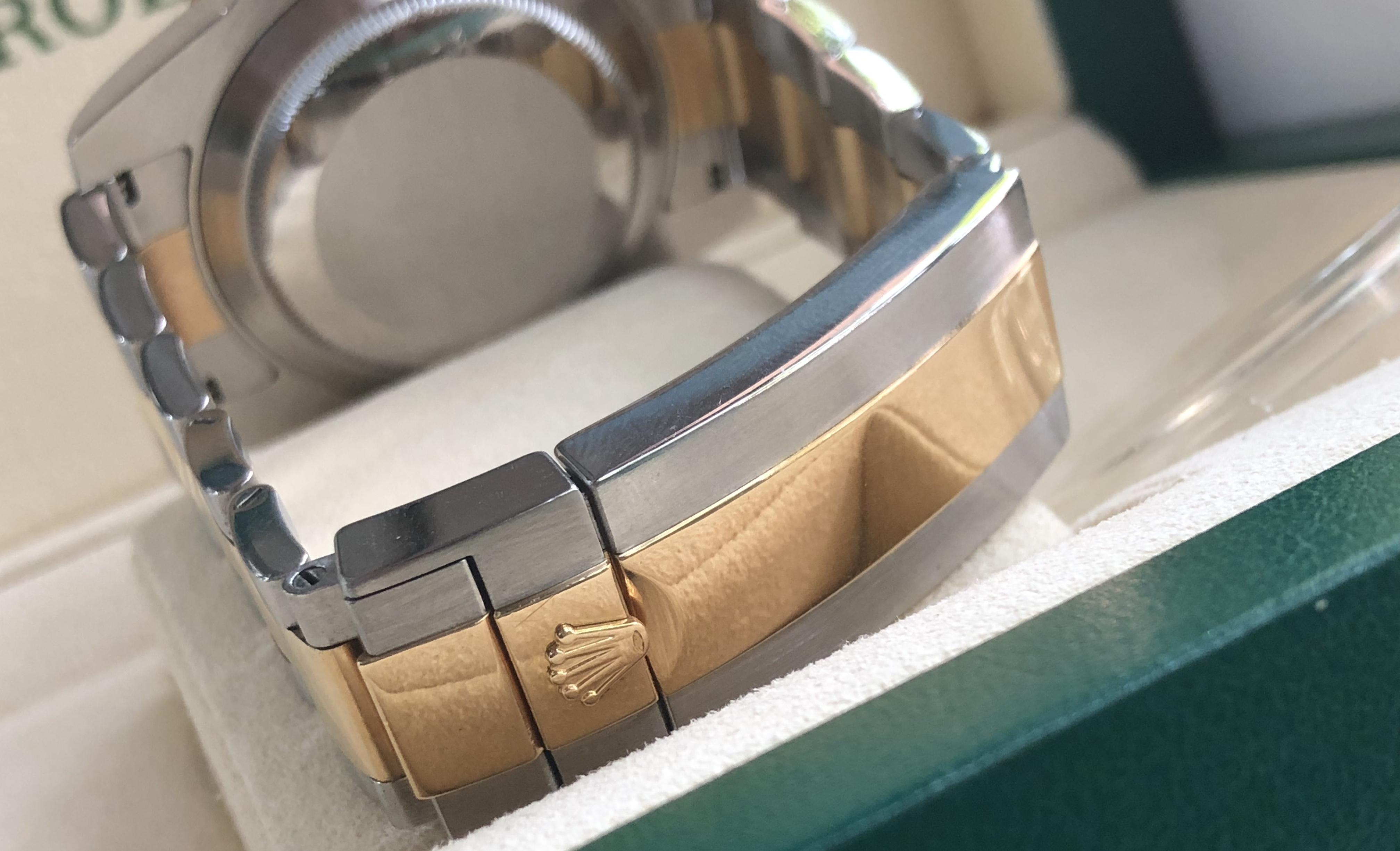 Rolex 116613 Submariner sản xuất năm 2011 fullbox có hóa đơn