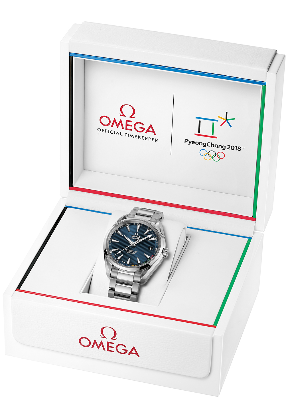 Omega Specialities Pyeongchang 2018 Limited Edition