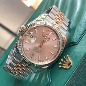 Rolex 116231 mặt phấn hồng demi sản xuất năm 2006/2007