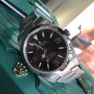 Rolex Oyster Perpetual Explorer 214270 đời 2011 Fullbox