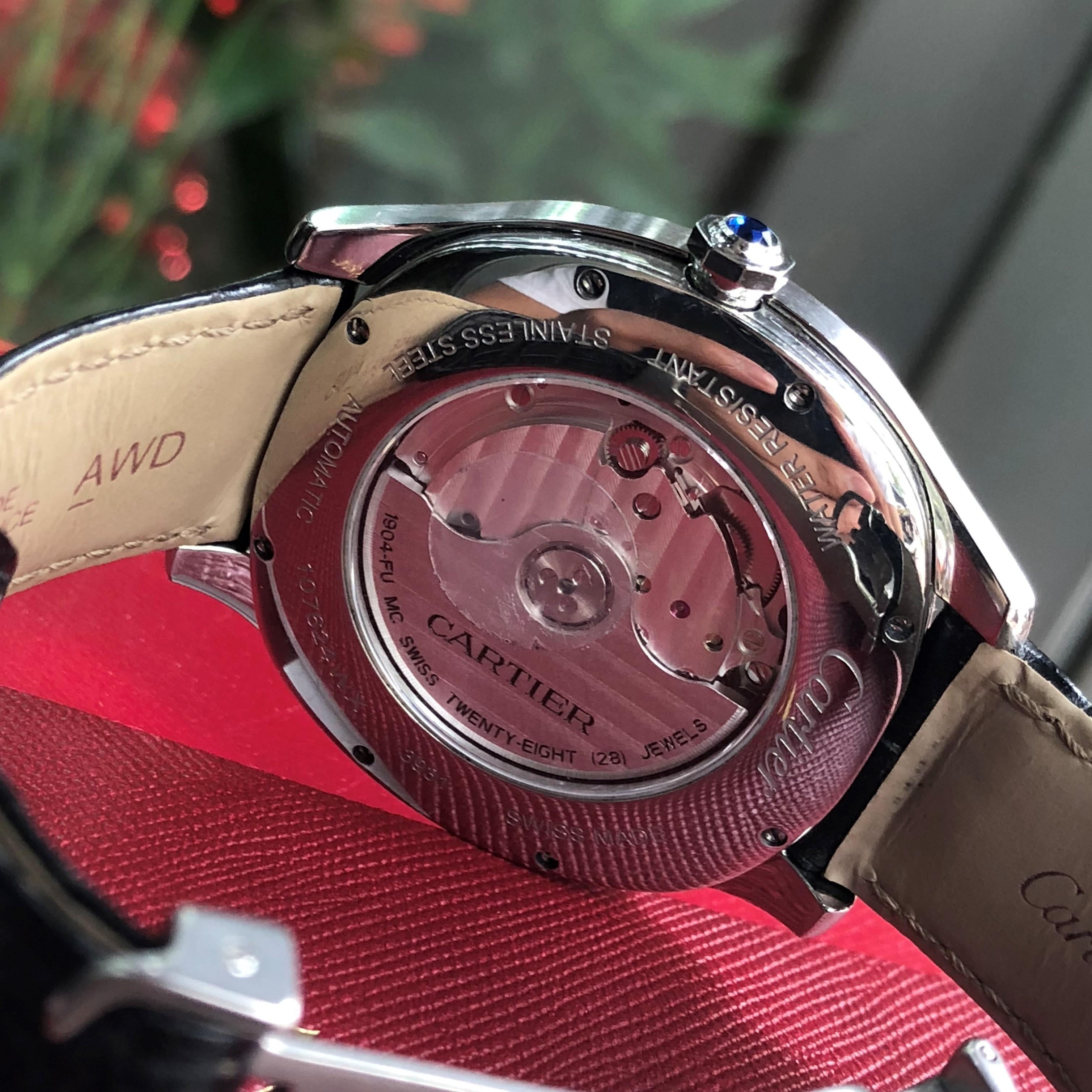 Drive De Cartier Automatic WSNM0005