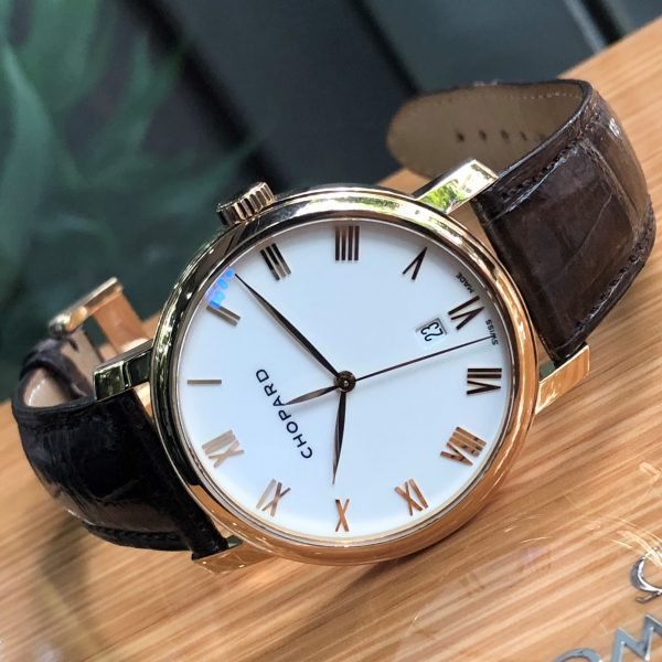 chopard-1278-mat-trang-trang-men-vang-hong-18k-size-40mm
