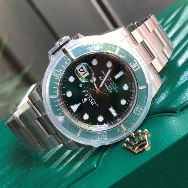 rolex-submariner-116610lv-mat-xanh-stainless-steel-size-40mm
