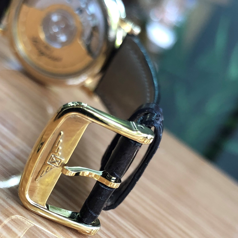 LONGINES Elegant L4.778.6.32.0 vàng khối 18k Size 34.5mm