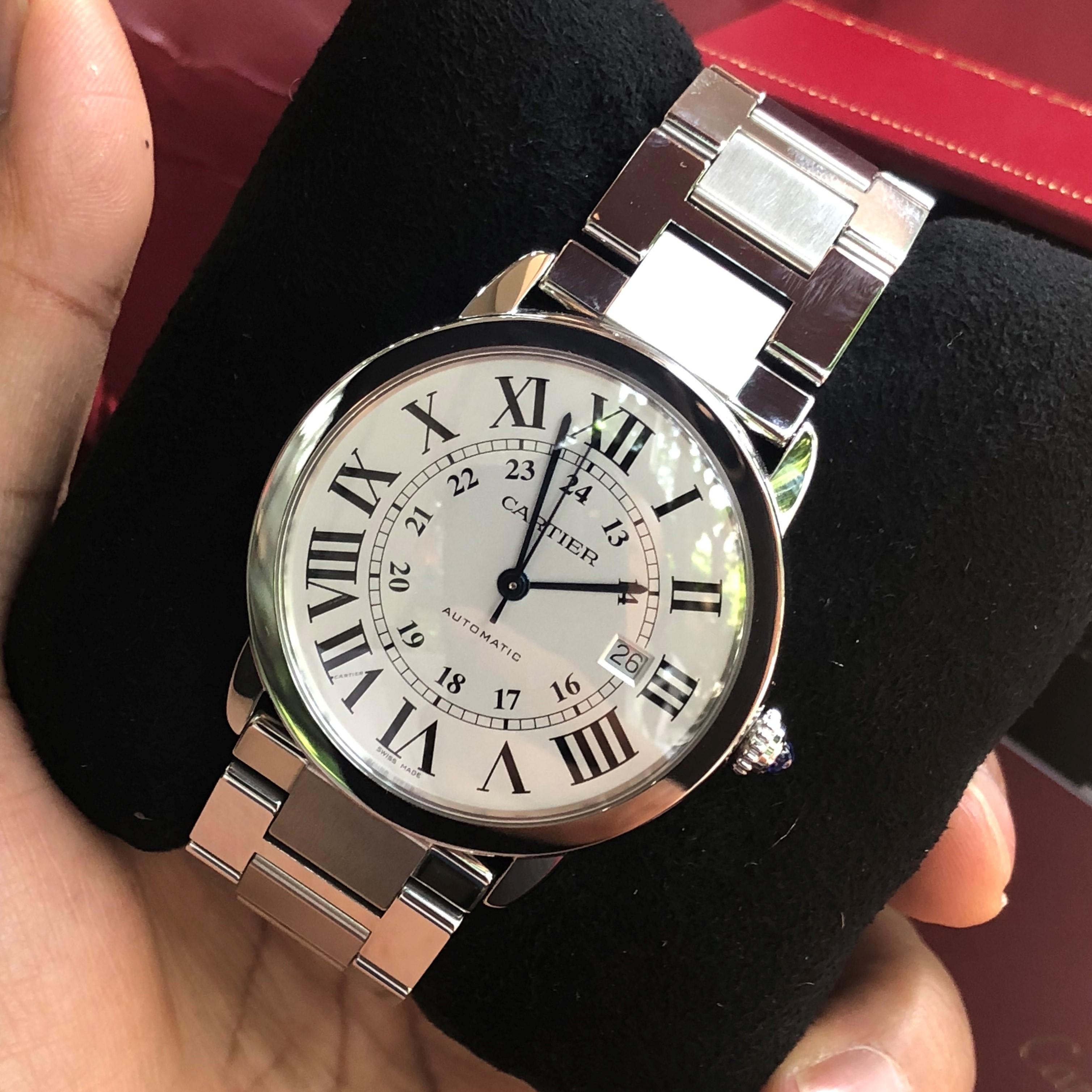 Cartier Ronde Solo De W6701011