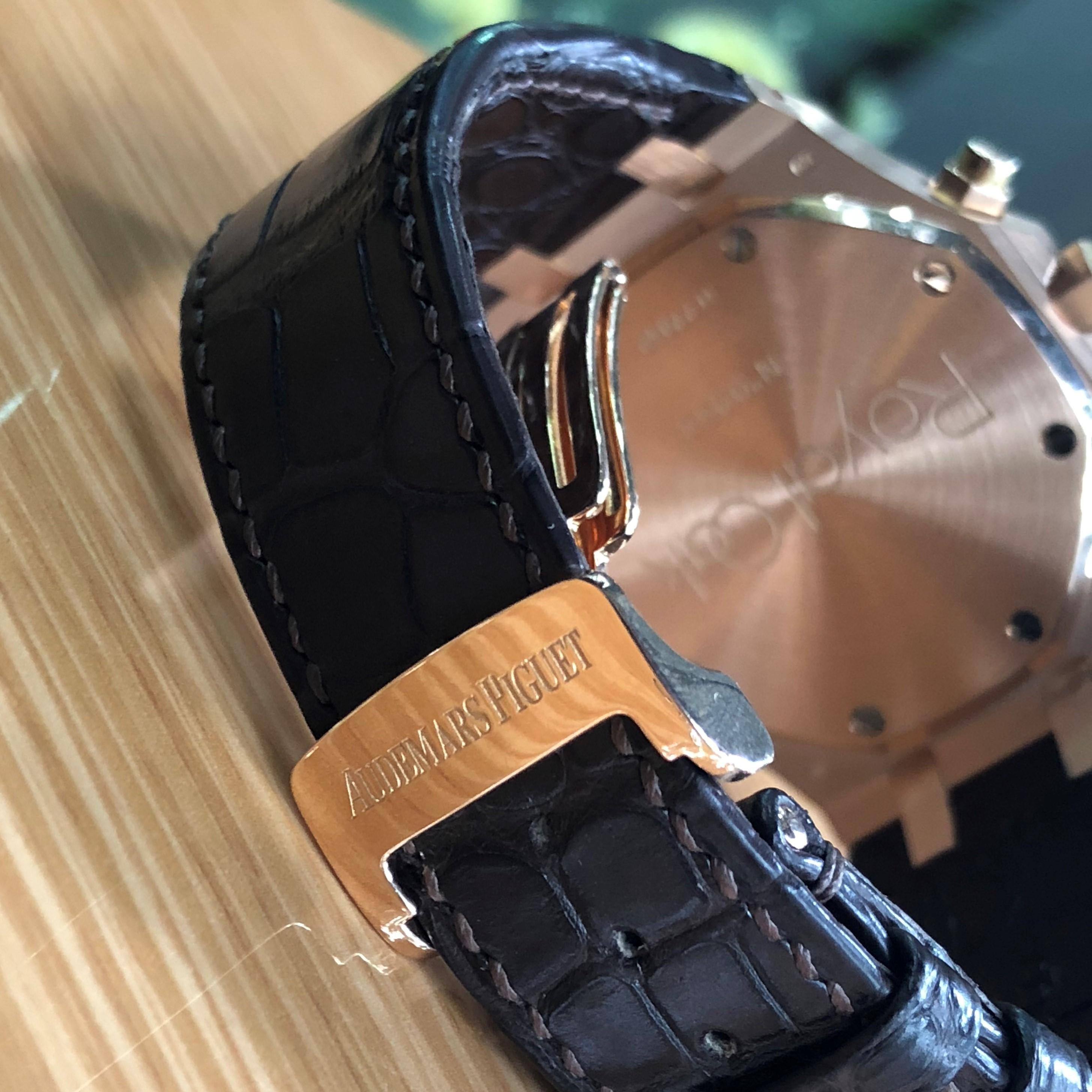 Audemars Piguet Royal Oak 26557OR.ZZ.D098CR.01