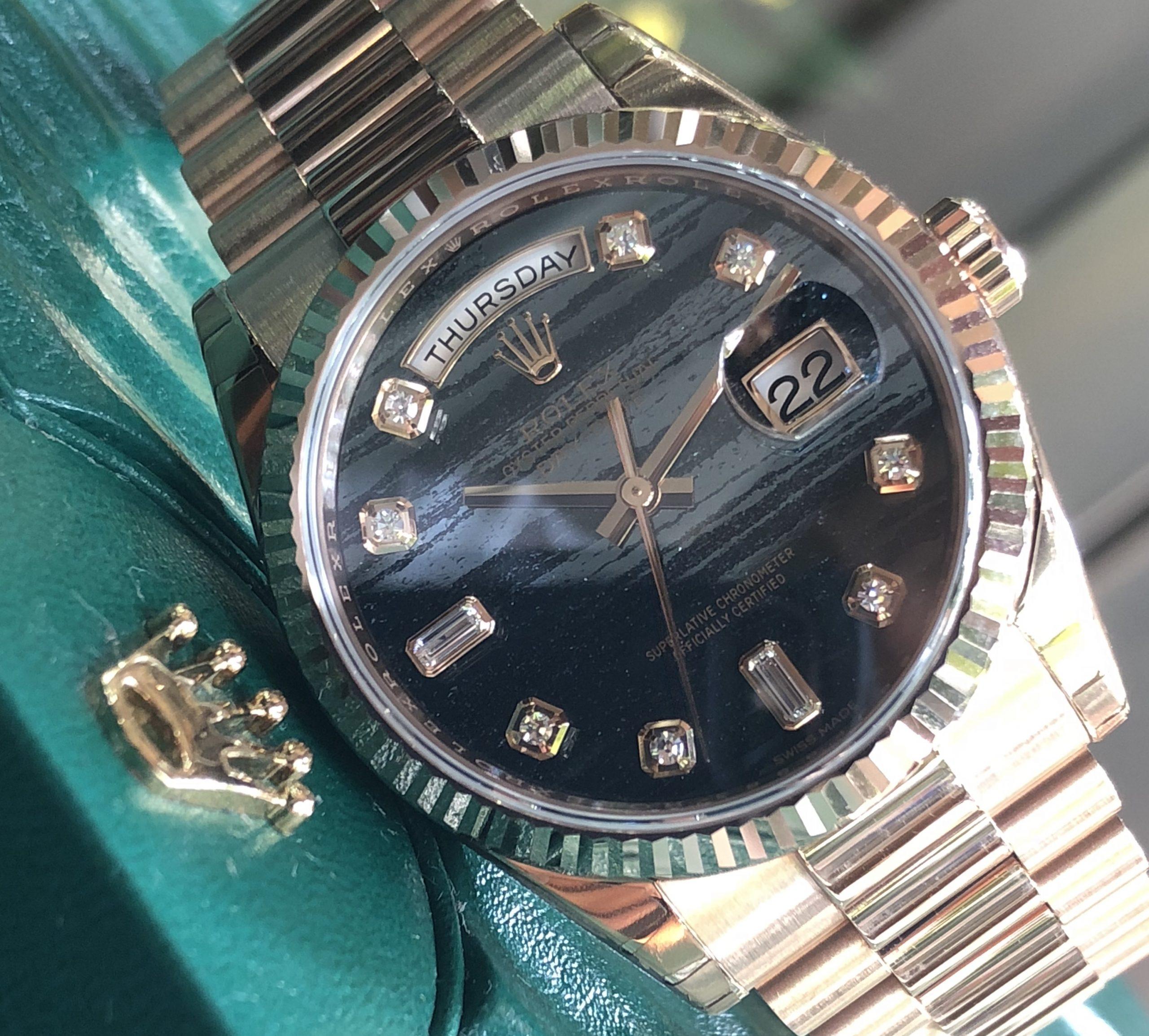 Roelx 118235F Rose Gold