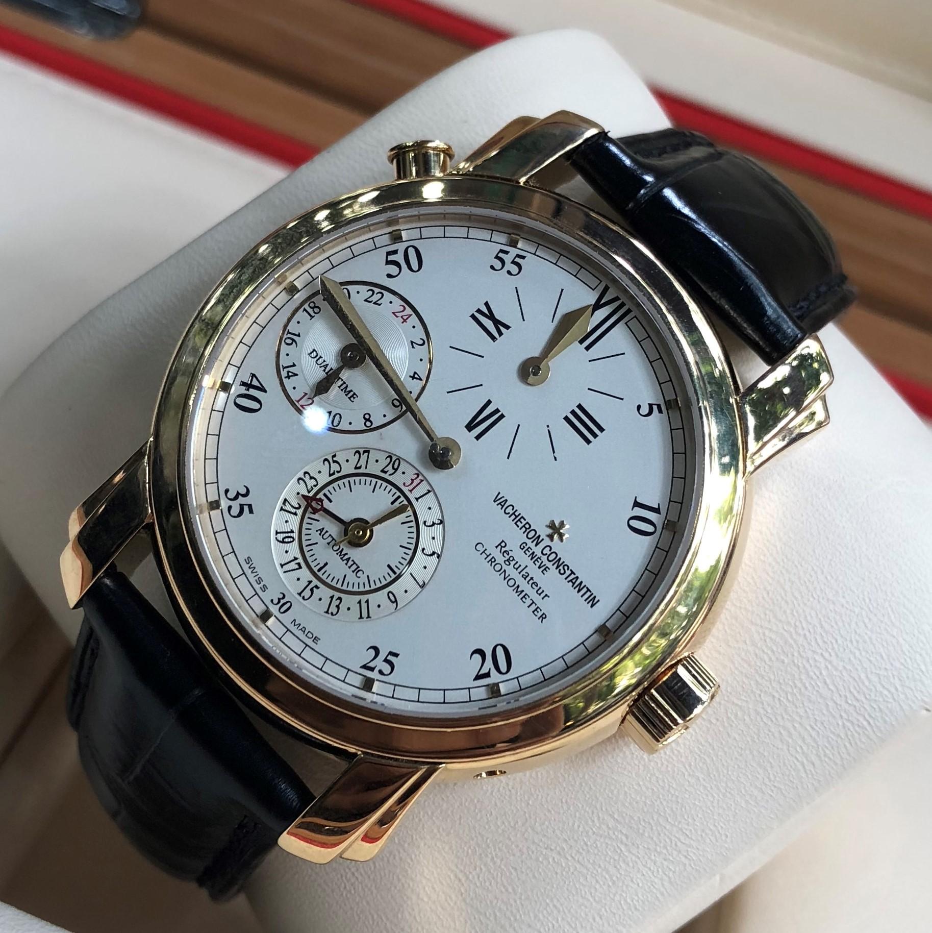 Vacheron Constantin Dual Time Regulator