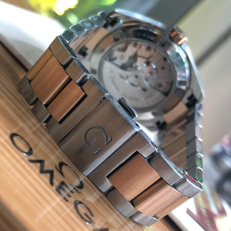 Omega Seamaster 231.20.39.21.55.001 Aqua Terra 150M Co-Axial